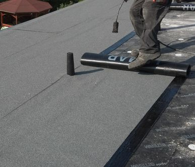 Terowanie dachów