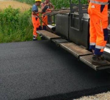 Użycie asfaltu